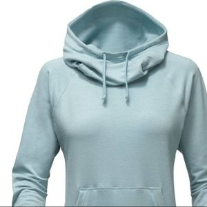 The North Face Women's Terry Hoodie Top Medium